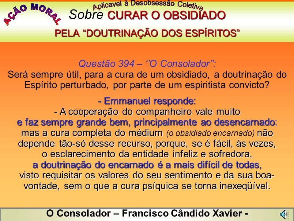O Consolador – Francisco Cândido Xavier -