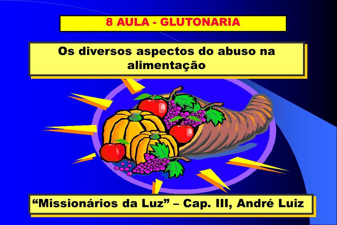 Os diversos aspectos do abuso na alimentação