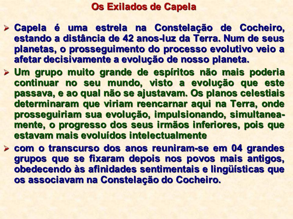 Os Exilados de Capela