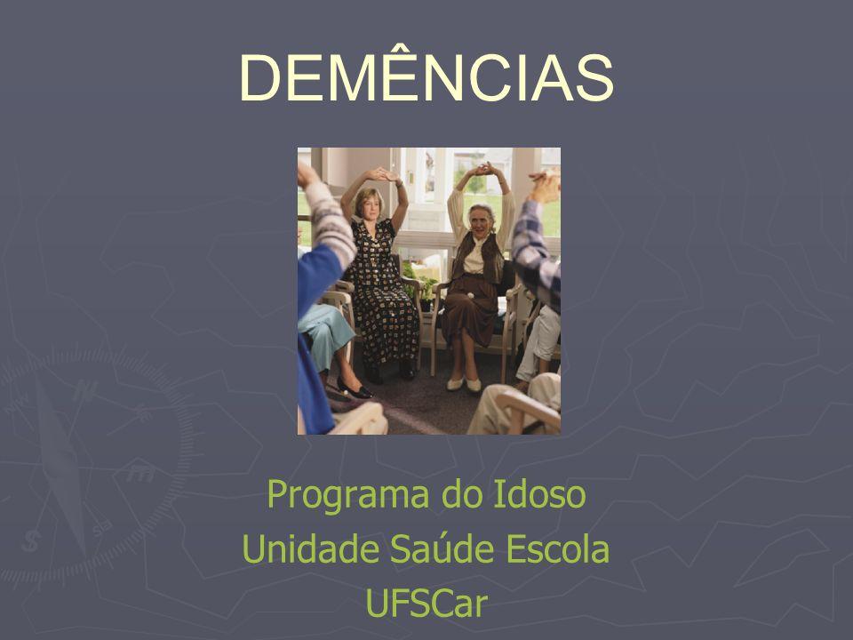 Programa do Idoso Unidade Saúde Escola UFSCar