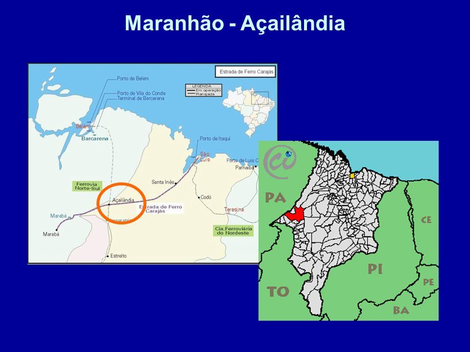 Maranhão - Açailândia
