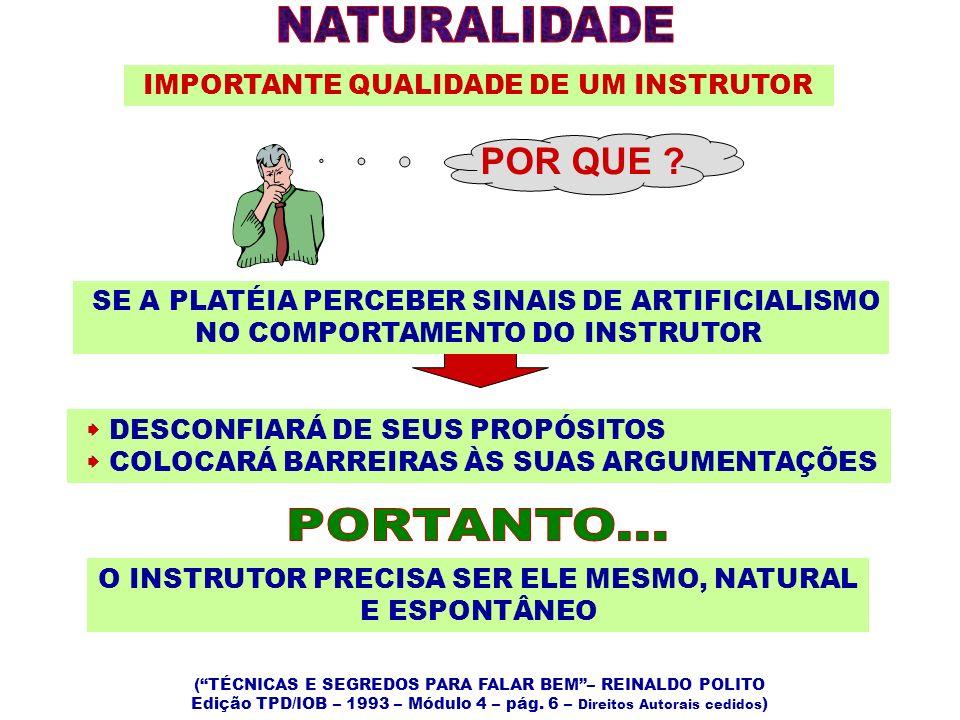 NATURALIDADE PORTANTO...
