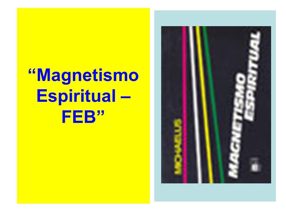 Magnetismo Espiritual – FEB