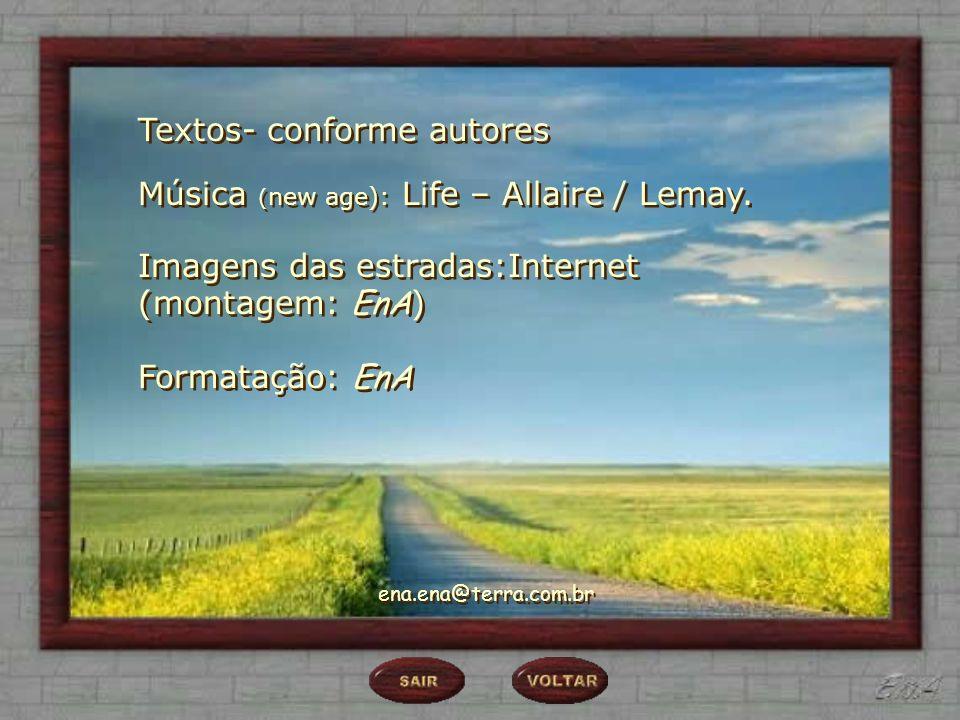 Textos- conforme autores