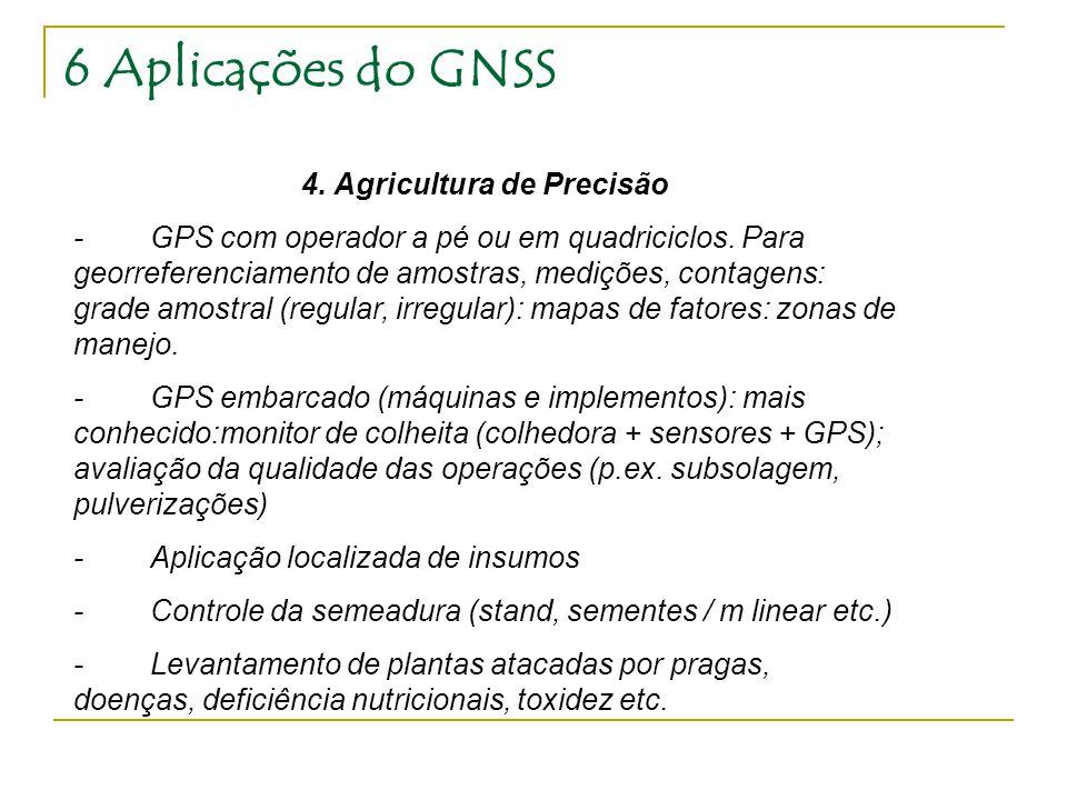 4. Agricultura de Precisão