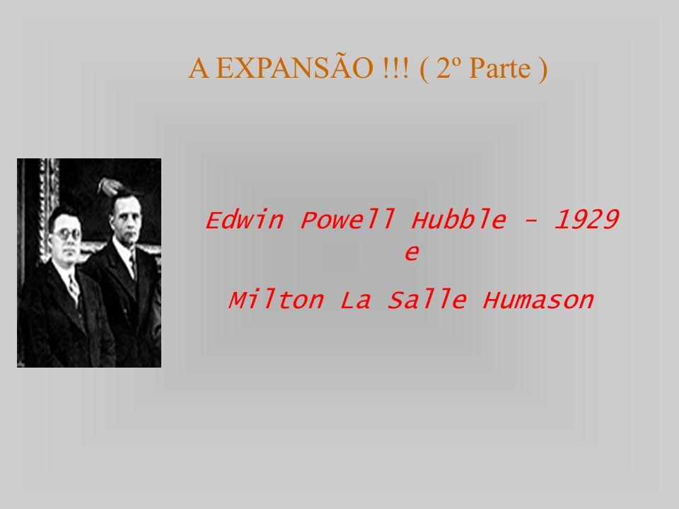 Milton La Salle Humason
