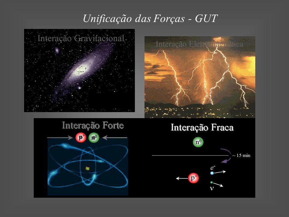 Unificação das Forças - GUT