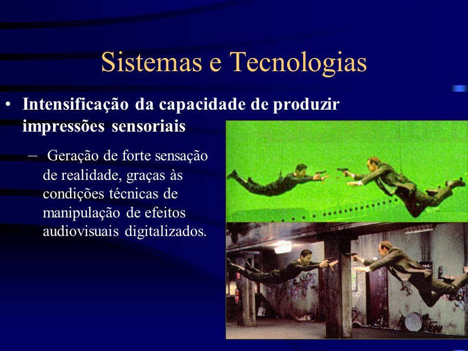 Sistemas e Tecnologias