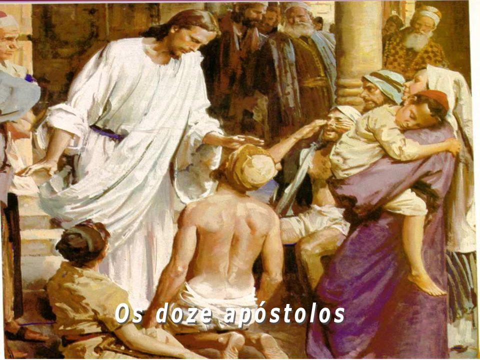 Os doze apóstolos