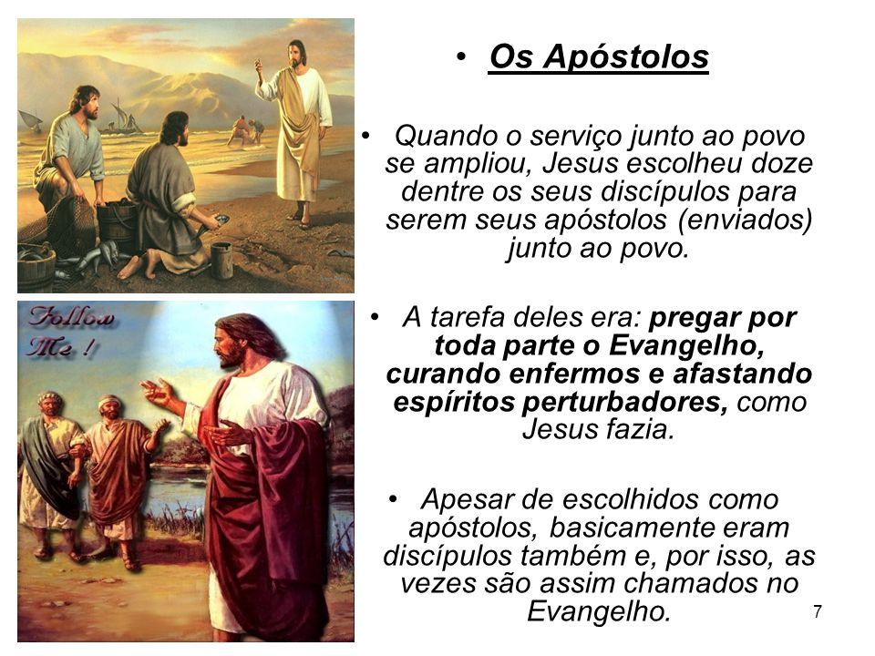 Os Apóstolos
