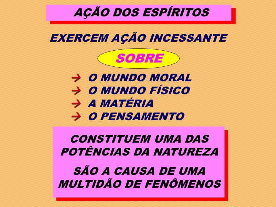 EXERCEM AÇÃO INCESSANTE