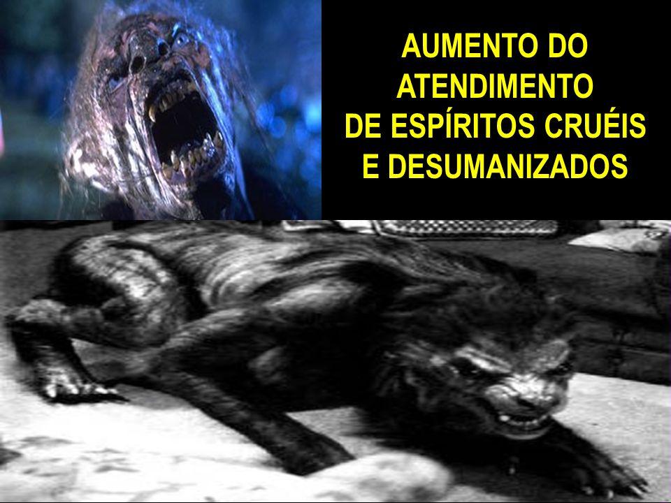AUMENTO DO ATENDIMENTO