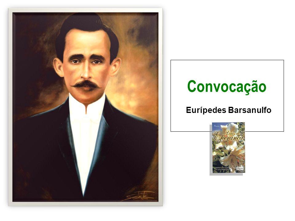 Convocação Eurípedes Barsanulfo