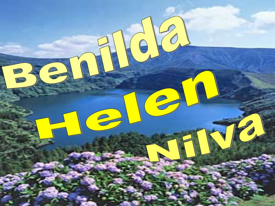 Benilda Helen Nilva