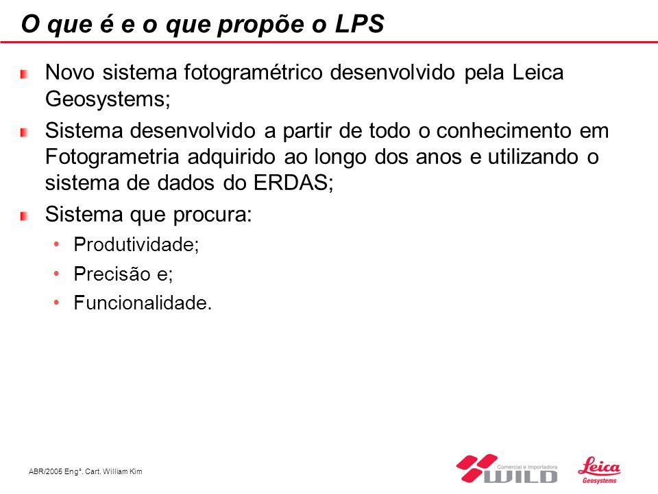 O que é e o que propõe o LPS