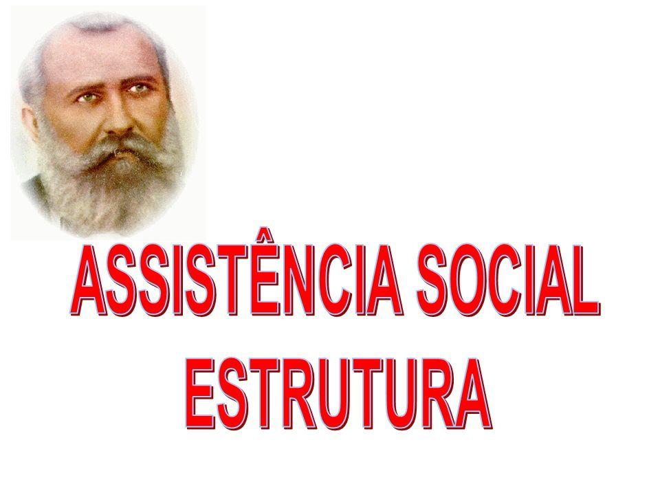 ASSISTÊNCIA SOCIAL ESTRUTURA