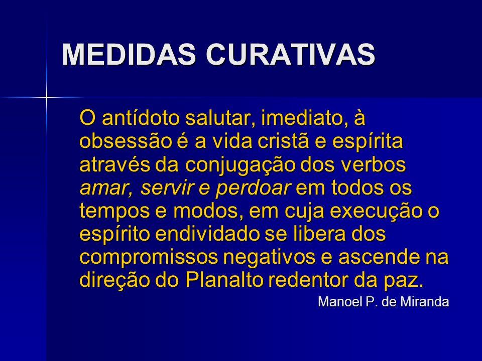MEDIDAS CURATIVAS
