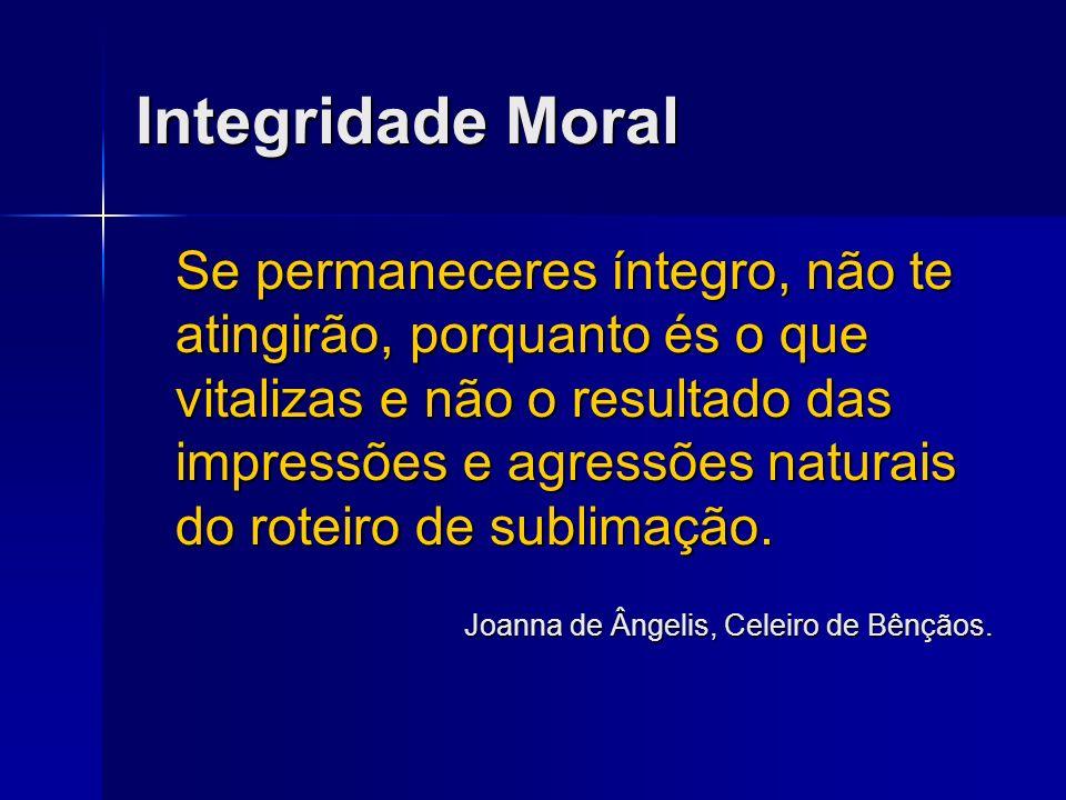 Integridade Moral