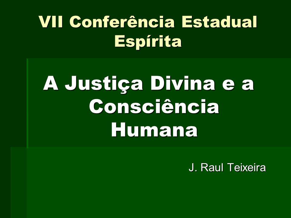 VII Conferência Estadual Espírita