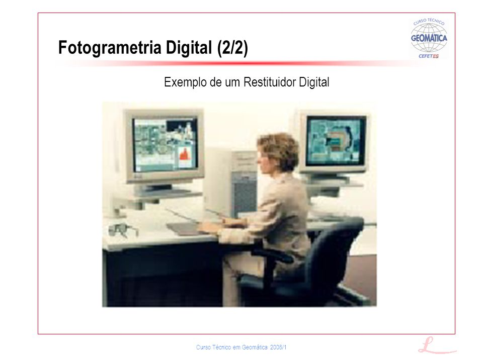 Fotogrametria Digital (2/2)