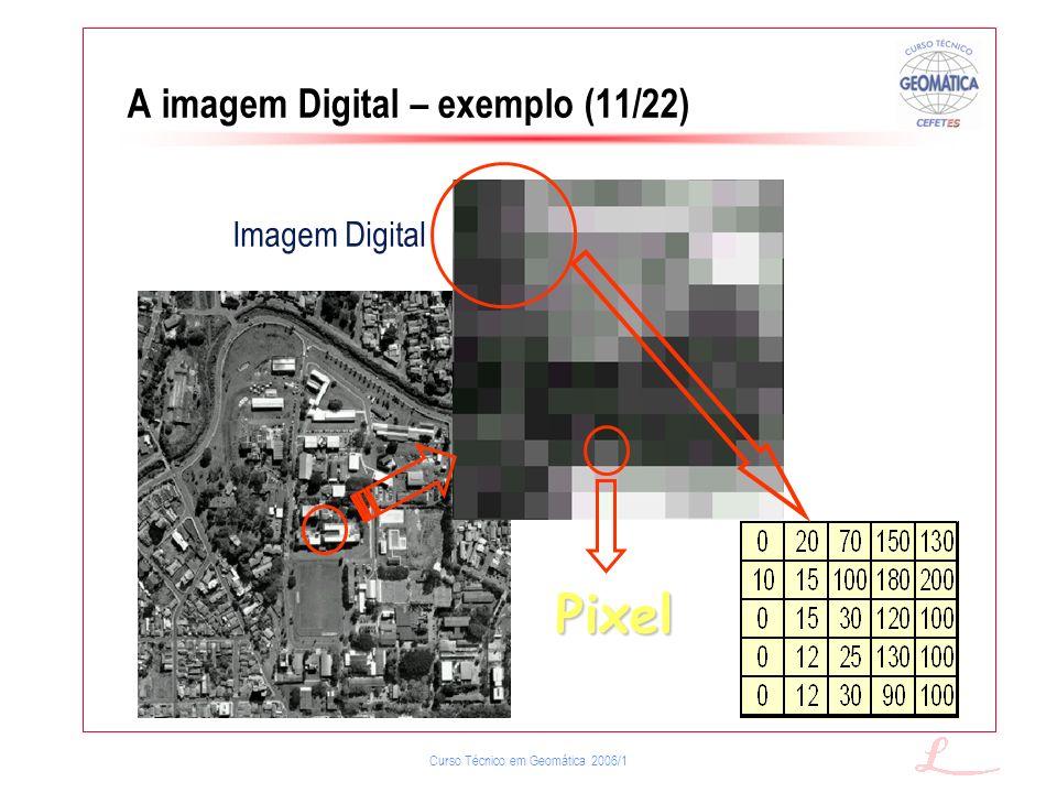 A imagem Digital – exemplo (11/22)