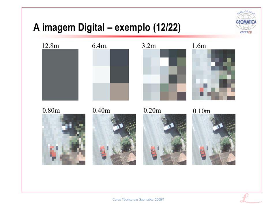 A imagem Digital – exemplo (12/22)