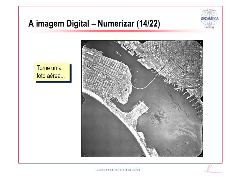 A imagem Digital – Numerizar (14/22)