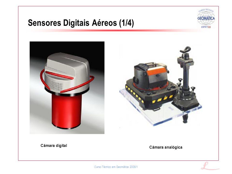 Sensores Digitais Aéreos (1/4)