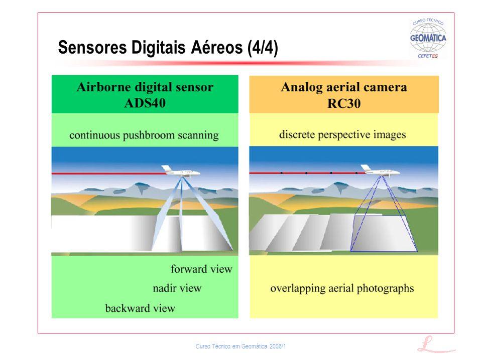 Sensores Digitais Aéreos (4/4)