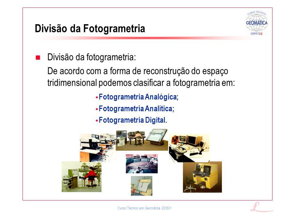 Divisão da Fotogrametria