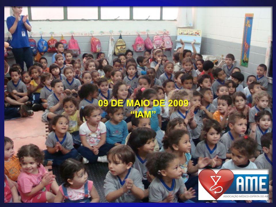 09 DE MAIO DE 2009 IAM