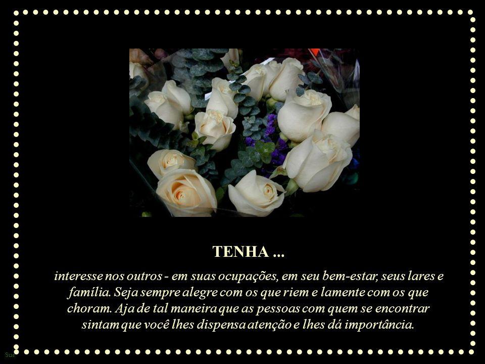 TENHA ...