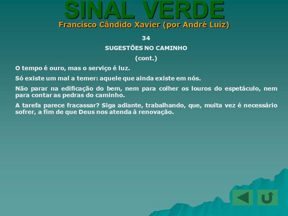 Francisco Cândido Xavier (por André Luiz)