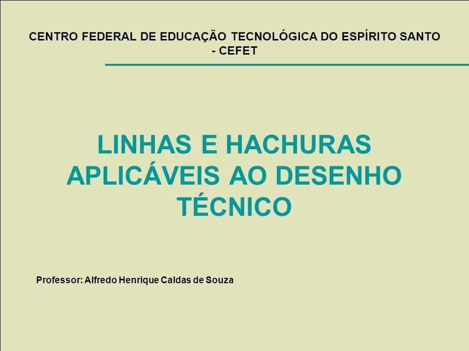 CENTRO FEDERAL DE EDUCAÇÃO TECNOLÓGICA DO ESPÍRITO SANTO - CEFET