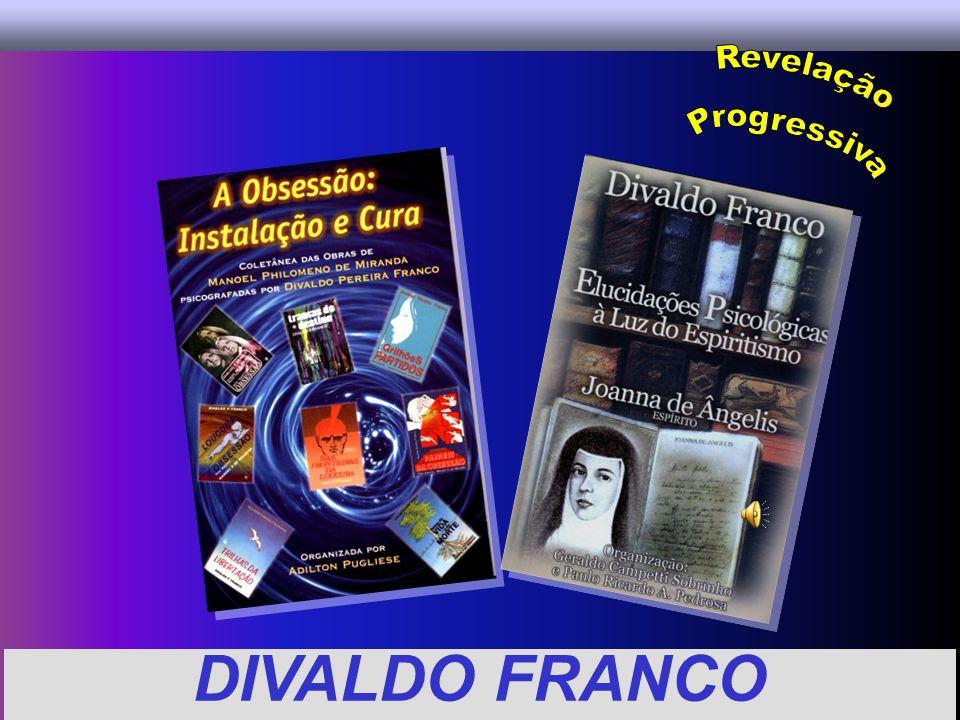 Revelação Progressiva DIVALDO FRANCO