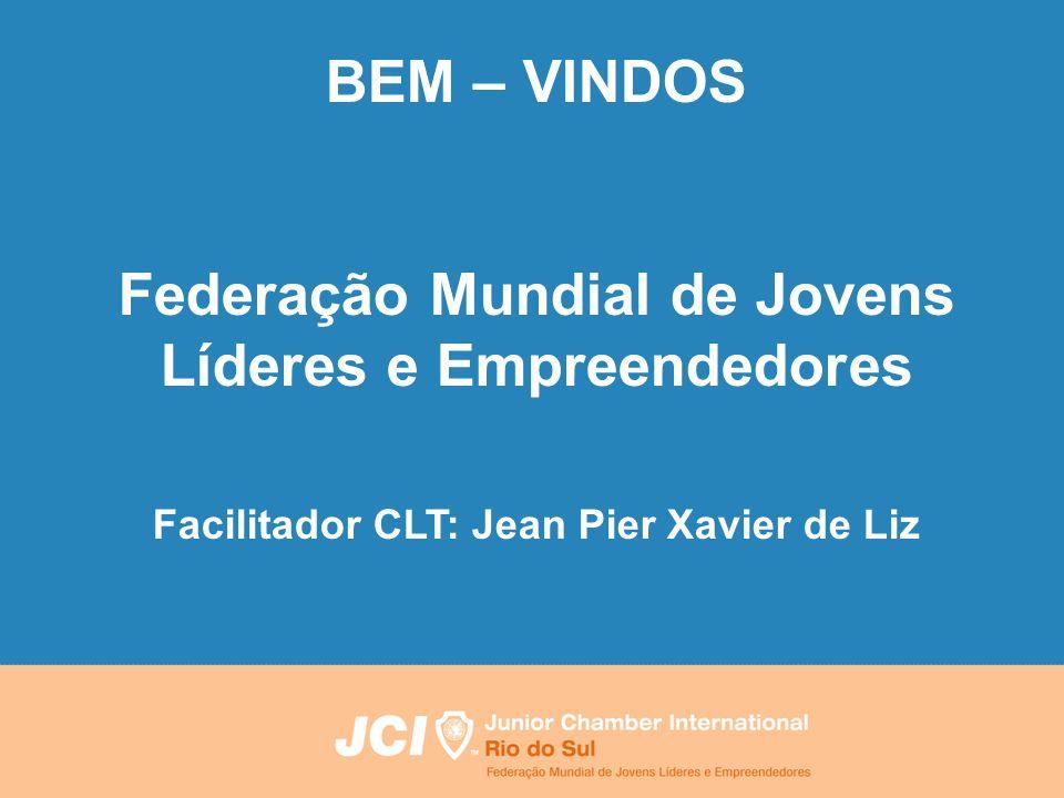 BEM – VINDOS Federação Mundial de Jovens Líderes e Empreendedores