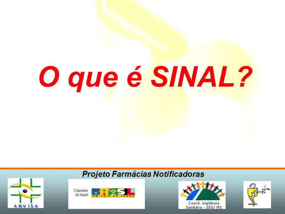 O que é SINAL