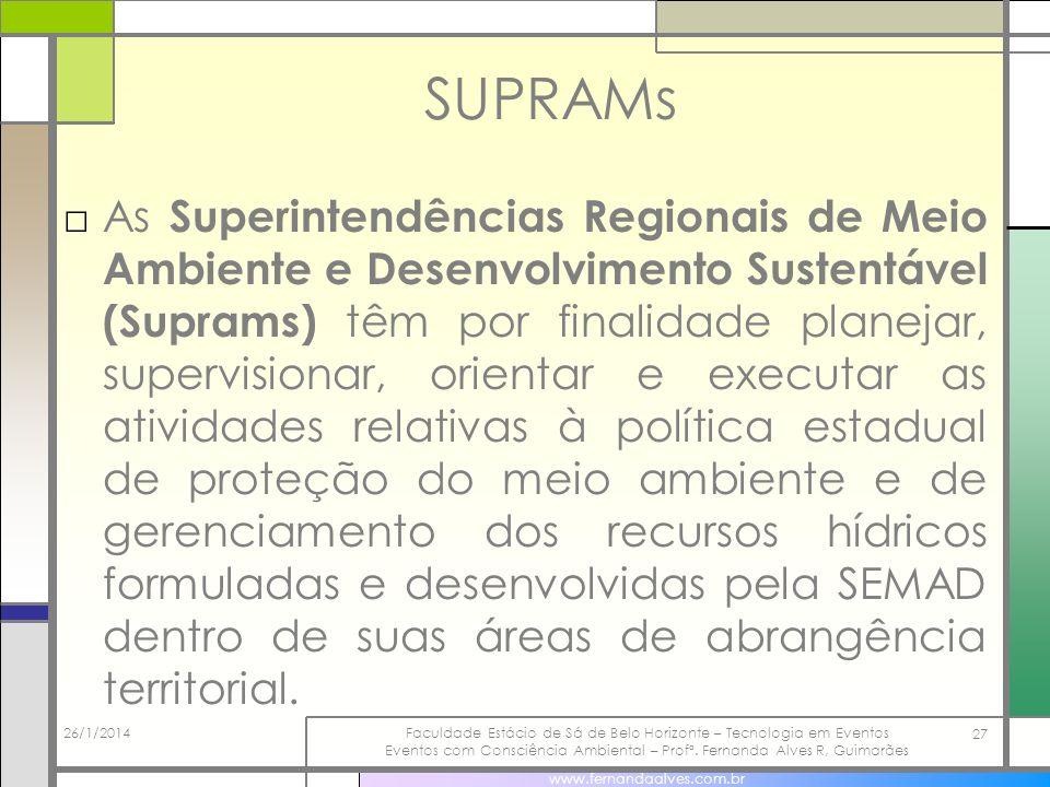 SUPRAMs