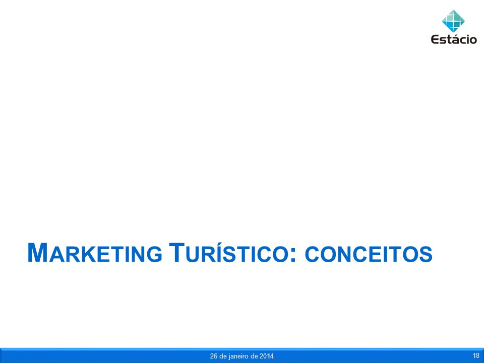 Marketing Turístico: conceitos