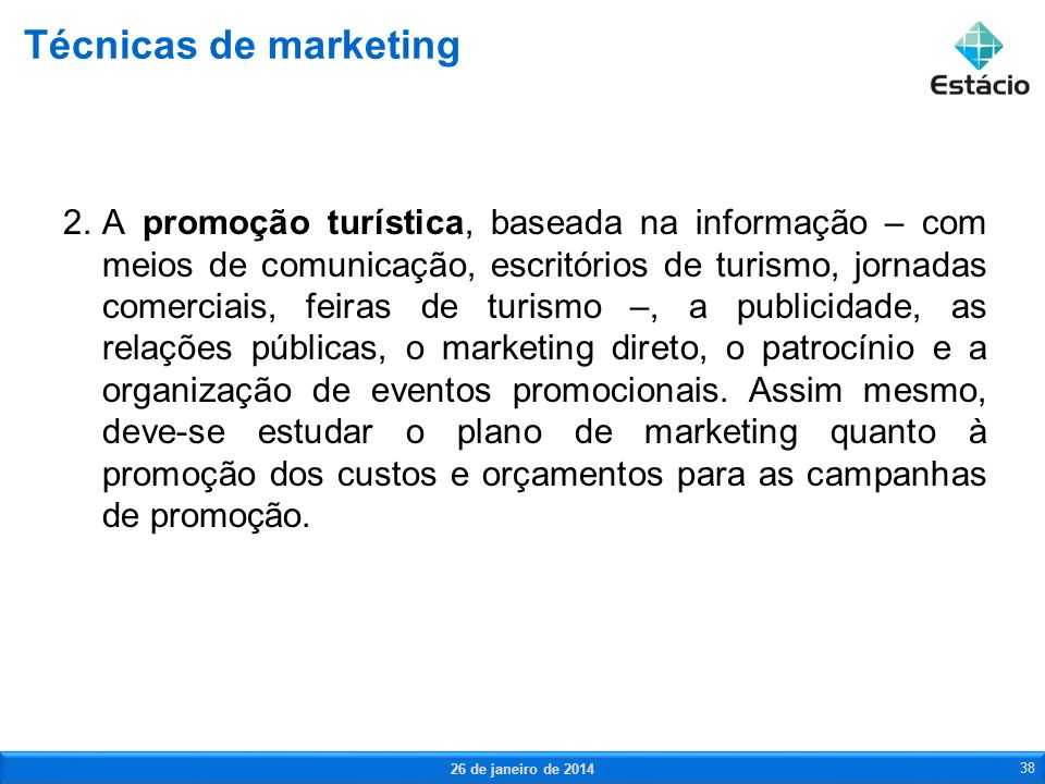 Técnicas de marketing