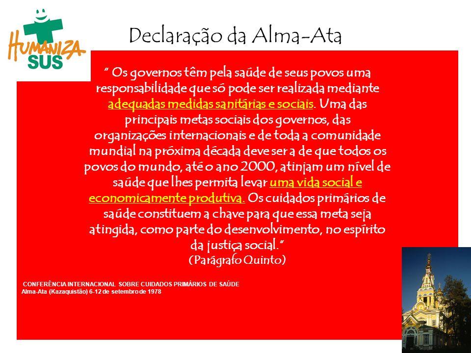 Declaração da Alma-Ata