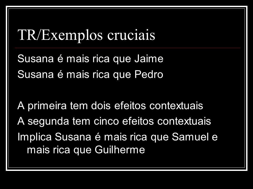 TR/Exemplos cruciais Susana é mais rica que Jaime