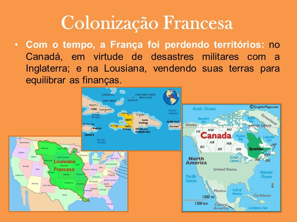 Colonização Francesa