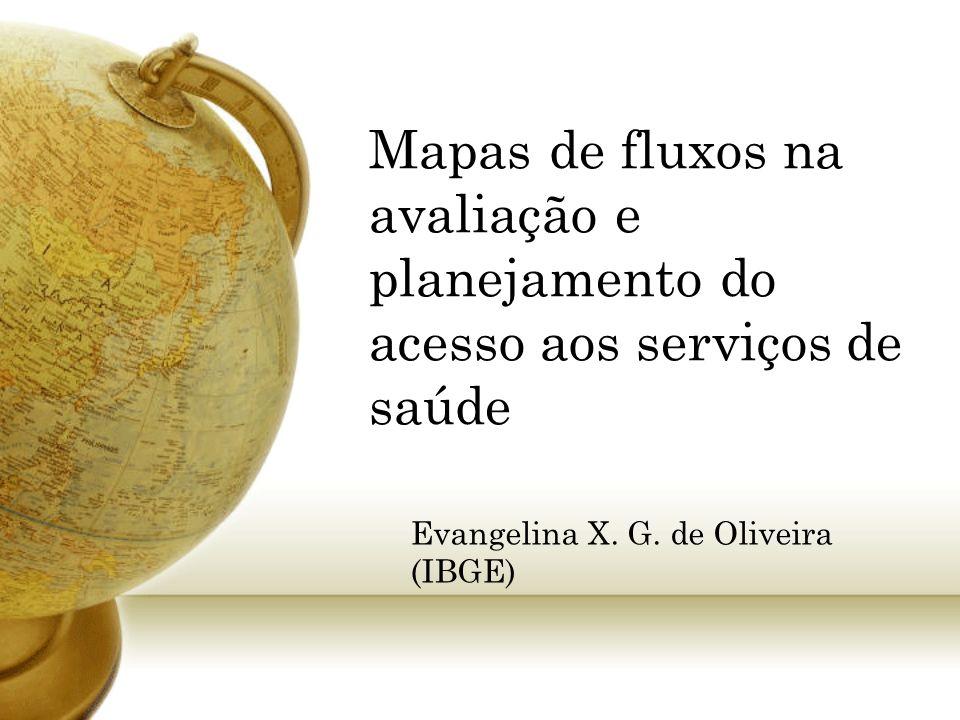 Evangelina X. G. de Oliveira (IBGE)