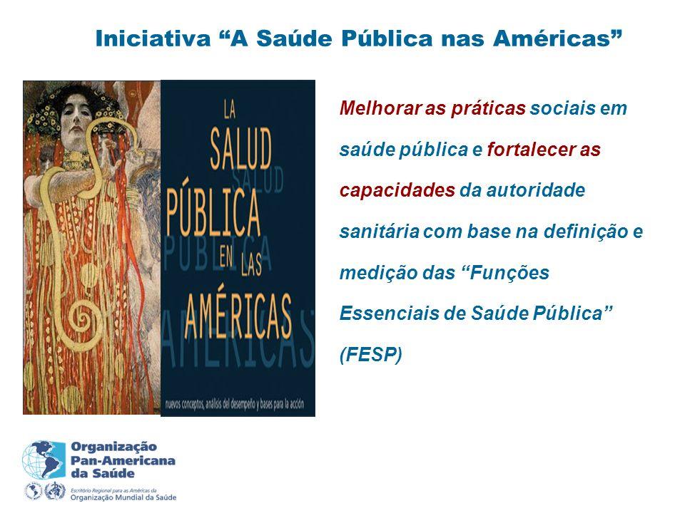 Iniciativa A Saúde Pública nas Américas