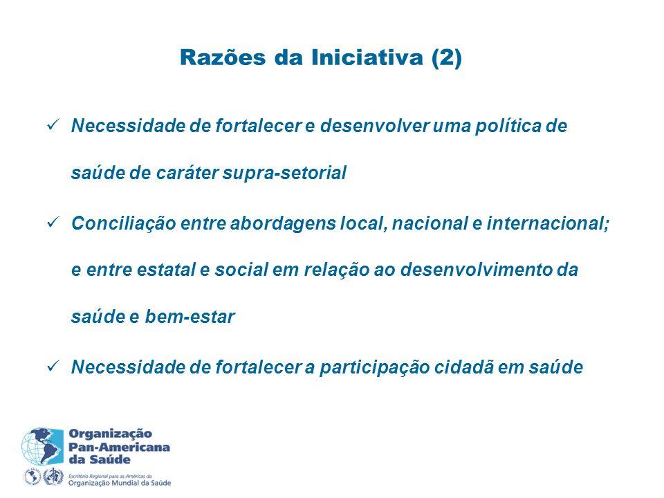Razões da Iniciativa (2)