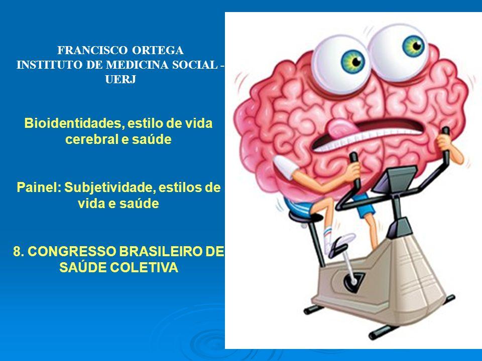 Bioidentidades, estilo de vida cerebral e saúde
