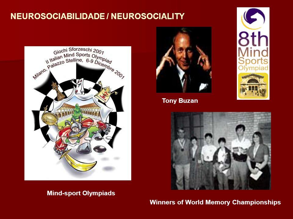 NEUROSOCIABILIDADE / NEUROSOCIALITY