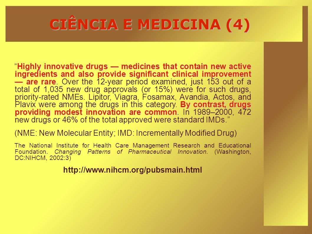 CIÊNCIA E MEDICINA (4)