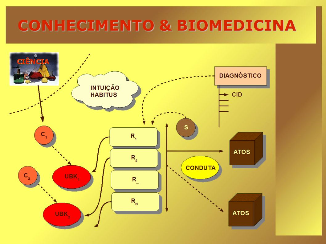 CONHECIMENTO & BIOMEDICINA